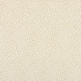 Mineral - Oyster - A subtle snakeskin style pattern covering fabric made from polyester and acrylic in two similar shades of cream