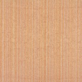Platinum - Tango - Light shades of orange, cream and white making up a subtly patterned 100% polyester fabric