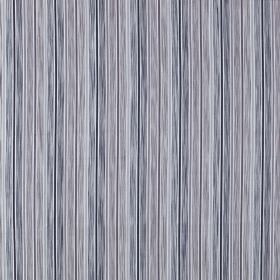 Loiret - Clover - Fabric made from 100% cotton in various light shades of blue, featuring a patchily coloured vertical stripe design