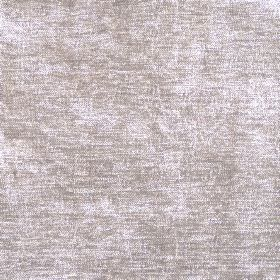 Regency - Silver - Plain reflective silver grey fabric