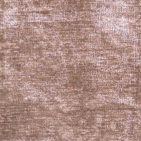 Regency - Teak - Plain reflective teak brown fabric