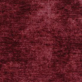 Regency - Bordeaux - Plain reflective bordeaux red fabric