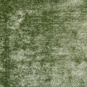 Regency - Leaf - Plain reflective leaf green fabric