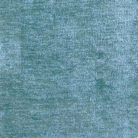 Regency - Peacock - Plain reflective peacock blue fabric