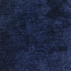 Regency - Royal - Plain reflective royal blue fabric
