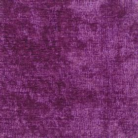 Regency - Plum - Plain reflective plum purple fabric