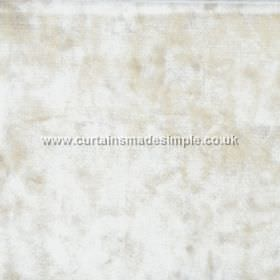Ritz - Seal - Textured fabric made with a mottled white-cream finish