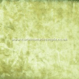 Ritz - Sage - A slight texture to this mottled lime green coloured fabric