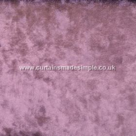 Ritz - Amethyst - Light purple coloured fabric which has a very slight texture