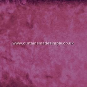 Ritz - Bordeaux - Rich purple-pink coloured fabric which is slightly mottled and textured