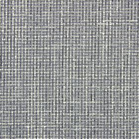 Otis - Silver - Fabric woven from polyester and acrylic threads in white and grey