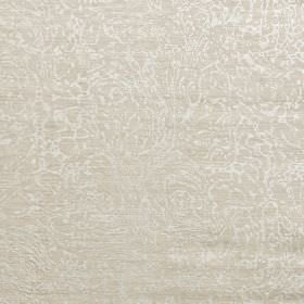 Lake - Parchment - Very subtle patterns covering pale grey coloured fabric blended from a combination of viscose and cotton