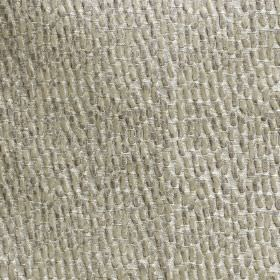 Antelope - Parchment - Steel grey coloured, slightly textured, subtly patterned fabric made from 100% polyester