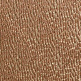 Antelope - Tiger - A small, subtlepattern made in a light red-grey colour on very pale grey-white coloured 100% polyester fabric