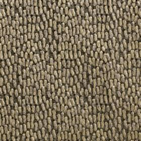 Antelope - Sand - 100% polyester fabric in battleship grey, featuring a small, random pattern in pewter