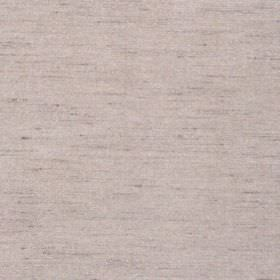 Saigon - Silver - Silver plain fabric