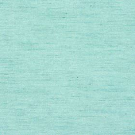 Saigon - Azure - Bright blue plain fabric