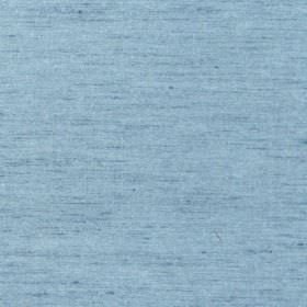 Saigon - Atlantic - Dusky blue plain fabric