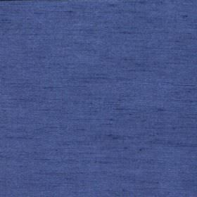 Saigon - Royal - Royal blue plain fabric