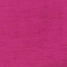 Saigon - Petunia - Bright pink plain fabric