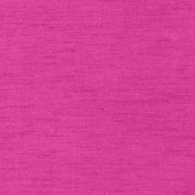 Saigon - Cerise - Bright cerise pink plain fabric