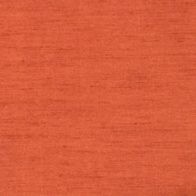 Saigon - Tango - Orange plain fabric