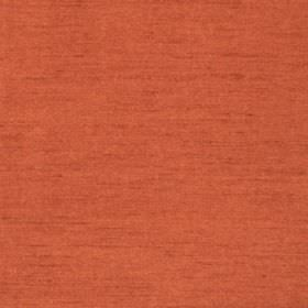 Saigon - Terracotta - Terracotta plain fabric