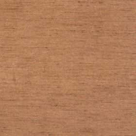 Saigon - Teak - Brown plain fabric