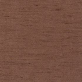 Saigon - Redwood - Redwood brown plain fabric