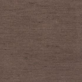 Saigon - Walnut - Dark brown plain fabric