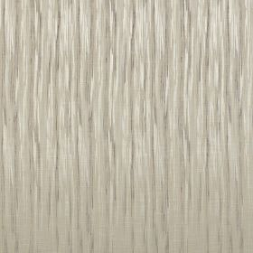 Kasan - Lavender - Light shades of silver making up an elegant vertical streaking pattern on fabric blended from polyester and cotton