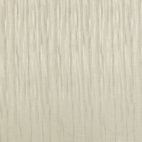 Kasan - Silver - Fabric made from polyester and cotton, with a pattern of vertical streaks in elegant, light shades of silvery grey