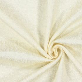 Piazza - Oyster - Plain oyster white fabric