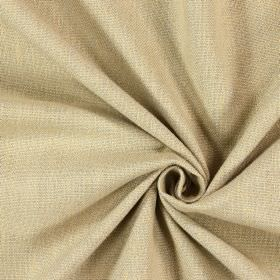 Saxon - Maize - Fabric woven in a warm, light caramel colour