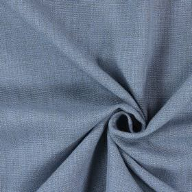 Saxon - Slate - Swatch of light blue coloured fabric which has a hint of grey