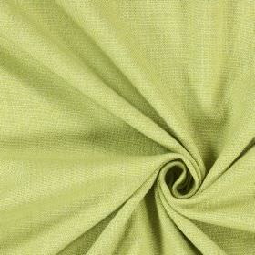Saxon - Leaf - Pale, pastel green coloured fabric