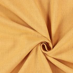 Saxon - Corn - Apricot coloured fabric with no pattern