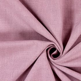 Saxon - Clover - Woven fabric in a colour which is a blend of light pink and lavender