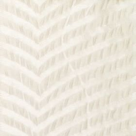 Kinna - Ivory - Ivory white fabric with faded impressions of jumping lines