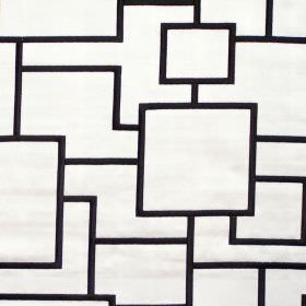 Style - Parchment - Geometric bodies on parchment white fabric