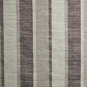 Relief - Dubarry - Various dark shades of grey making up a stylish semi-plain striped design on polyester, cotton and viscose blend fabric