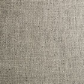 Trend - Mocha - Graphite grey and dove grey coloured threads woven into a semi-plain polyester, cotton, linen and viscose blend fabric