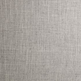 Trend - Chrome - Semi-plain polyester, cotton, linen and viscose blend fabric woven using threads in dark and light shades of grey