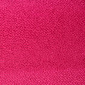 Mulholland - Magenta - Plain magenta pink fabric with scales