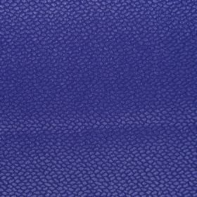 Mulholland - Electric - Plain electric blue fabric with scales