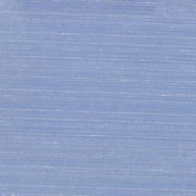 Tangiers - Azure - Plain azure blue fabric