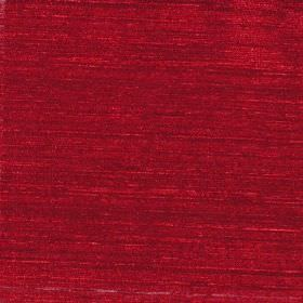 Tangiers - Ruby - Plain ruby red fabric