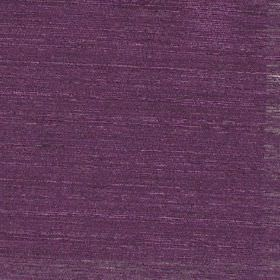 Tangiers - Aubergine - Plain aubergine purple fabric