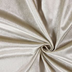 Batu - Limestone - Fabric which is hard wearing made with a shiny ivory finish