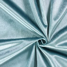 Batu - Sky - Hard wearing fabric in light, dusky blue, which appears white in places due to its shimmer